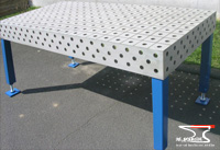 stainless steel welding table